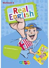 9789026243523 Real English 3e versie - Workbook 2 groep 8