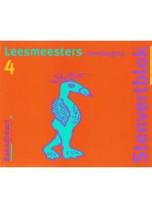 9789026244575 Stenvert Leesmeesters 4