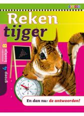 9789027658296 Rekentijger 4b antwoordenboek