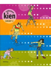 9789034514516 Kien Rekenen 3 - Kopieermap