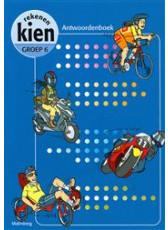 9789034514608 Kien Rekenen 6 - Antwoorden