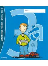 Oefenboekje rekenen 3a