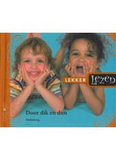 Lekker Lezen basispakket 6 leesboek - Door dik en dun / Grmbll! (AVI-M5)