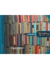 Lekker Lezen basispakket 7 leesboek - Papier hier! / Ingeblikt (AVI-E5)