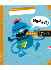 Lekker Lezen basispakket 6 werkboek - Grmbll! (AVI-M5)