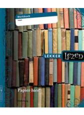 Lekker Lezen basispakket 7 werkboek - Papier hier! (AVI-E5)