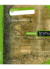 Lekker Lezen basispakket 8 werkboek - Aangespoeld (AVI-M6)