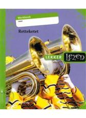 Lekker Lezen basispakket 8 werkboek - Retteketet (AVI-M6)