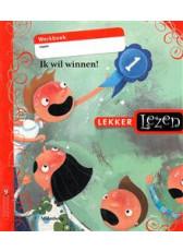 Lekker Lezen basispakket 9 werkboek - Ik wil winnen! (AVI-E6)