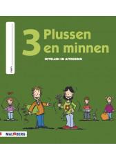 Plussen en minnen groep 3 werkboek