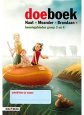 Per stuk leverbaar bij Schoolboekenthuis.nl: Naut, Meander en Brandaan  Leer- en doeboek 3/4  (isbn 9789034553751)