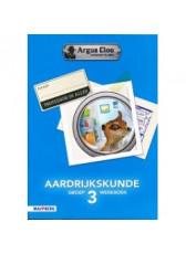 Argus Clou Aardrijkskunde 3 werkboek (Boeken)
