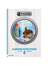 Argus Clou Aardrijkskunde 4 lesboek (Boeken)