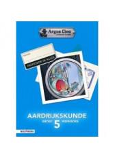 Argus Clou Aardrijkskunde 5 werkboek