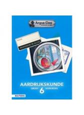 Argus Clou Aardrijkskunde 6 werkboek (Boeken)