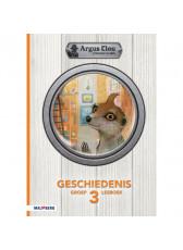 Argus Clou Geschiedenis 3 lesboek