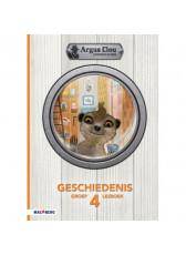 Argus Clou Geschiedenis 4 lesboek