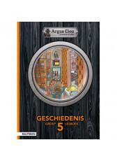 Argus Clou Geschiedenis 5 lesboek