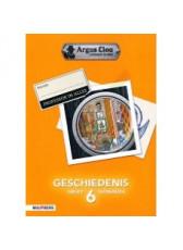 Argus Clou Geschiedenis 6 werkboek