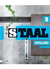 Staal Spelling groep 5 antwoordenboek