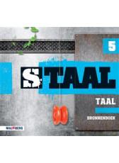 9789034571205 Staal Taal groep 5 bronnenboek