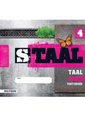 9789034571489 Staal Taal groep 4 toetsboek