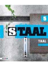 9789034571496 Staal Taal groep 5 toetsboek