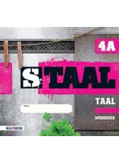 9789034571632 Staal Taal groep 4 werkboek a Malmberg
