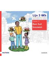 Lijn 3 - Leesboek 11 Een hut bouwen