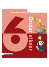 Onder elkaar groep 6 antwoordenboek