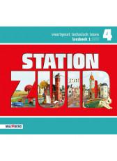 Station Zuid - groep 4 leesboek 1 (AVI E3/M4)