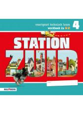 Station Zuid - groep 4 werkboek 2A (Boeken)