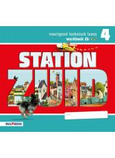 Station Zuid - groep 4 werkboek 2B (Boeken)