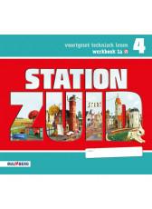 Station Zuid - groep 4 werkboek 1A - 3 ster (Boeken)