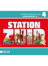 Station Zuid - groep 4 antwoordenboek 1