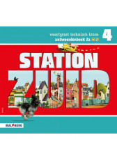 Station Zuid - groep 4 antwoordenboek
