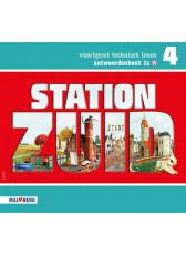 Station Zuid - groep 4 antwoordenboekje 1 - 3 ster