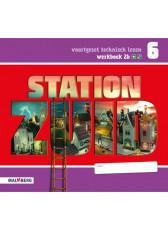 Station Zuid - groep 6 werkboek 2B
