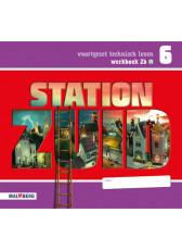 Station Zuid - groep 6 werkboek 2B - 3 ster (Boeken)