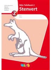 Stenvert Mijn Tafelboek - Tafelboek 2