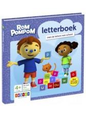 Rompompom letterboek