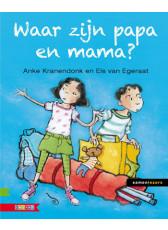 Waar zijn papa en mama? (AVI-M5 , AVI-M6)