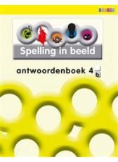 Spelling in Beeld 2 - groep 4 - Antwoordenboek B