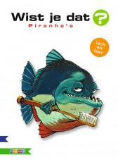 Wist je dat? Piranha's (Boeken)