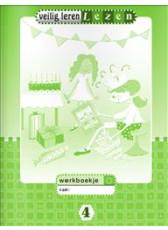 Veilig leren lezen Kim versie - Werkboek zon 4