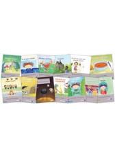 Pakket leesboeken kim-versie kern 10