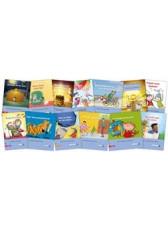 Pakket leesboeken kim-versie kern 11