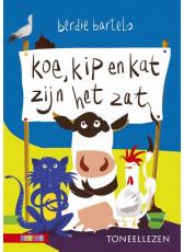 Koe, kip en kat zijn het zat (AVI-M3)