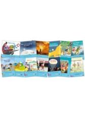 Pakket voorleesboeken kim-versie kern start-afsluiting