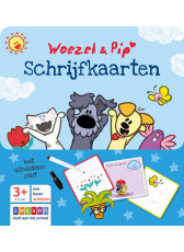 Woezel & Pip schrijfkaarten